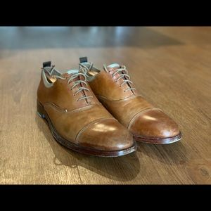 Johnston & Murphy Men's Leather Dress Shoes